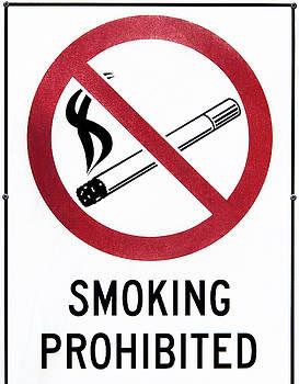 Ramunas Bruzas - Smoking Prohibited