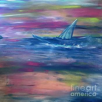 Smooth Sailing  by Lisa Gilyard