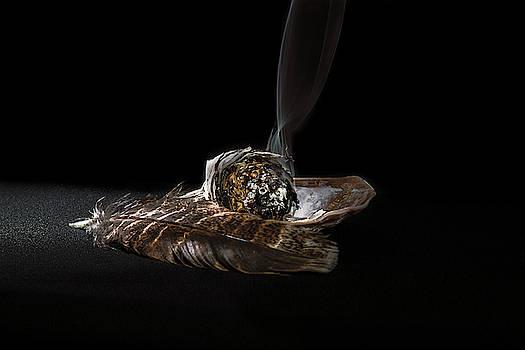 Smudge by Bruce Davis