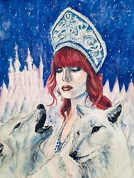 Snow Maiden by Sabina Mollot