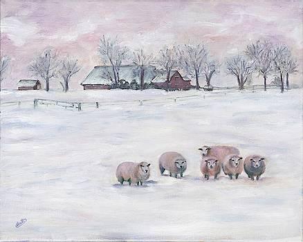 Snowbound by Deborah Butts