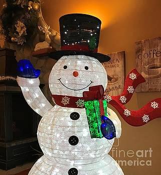 My Favorite Snowman by Heather McFarlane-Watson