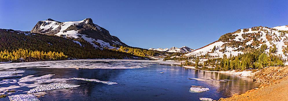 Snowy Yosemite by Nazeem Sheik