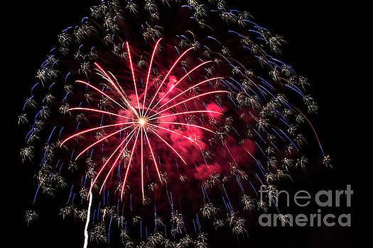 Soddy Fireworks by Geraldine DeBoer