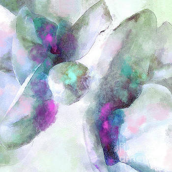 Tina Lavoie - Soft Touch Painterly Non-Objective Art