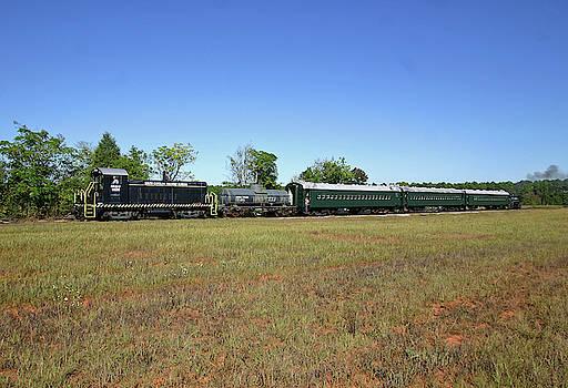Soith Carolina Railroad Museum 2007 B Color by Joseph C Hinson