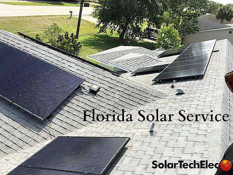 Solar Tech Elec LLC - Artwork for Sale - Clearwater, FL