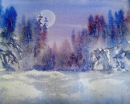 Solstice Moon by Sarah Guy-Levar