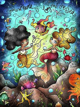 Somewhere Beyond the Sea by Mandie Manzano