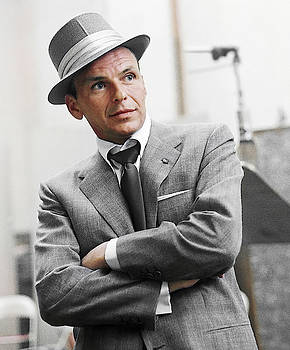 Sophisticated Frank Sinatra by Daniel Hagerman