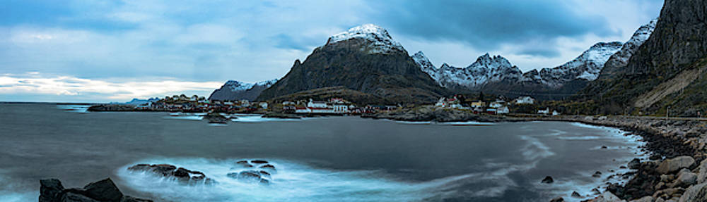 Sorvagen Lofoten by Kai Mueller
