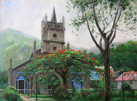 Soufriere by Jonathan Guy-Gladding JAG