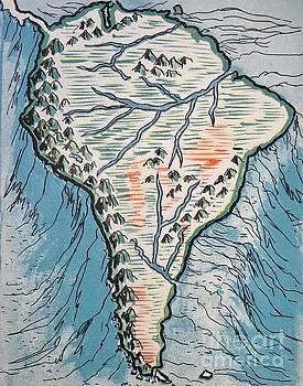 Flavia Westerwelle - South America
