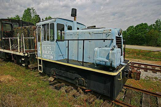 South Carolina Railroad Museum 4 Color 22 by Joseph C Hinson