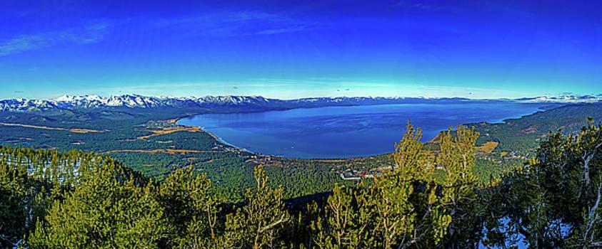 South Lake Tahoe by G Matthew Laughton