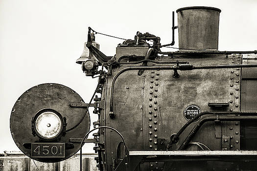 Southern 4501 in Sepia by Greg Booher