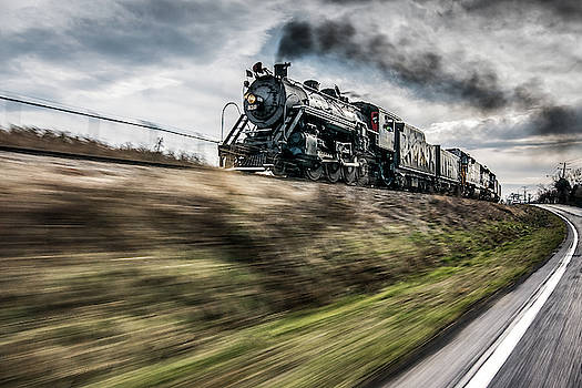 Southern 630 in Motion by Greg Booher