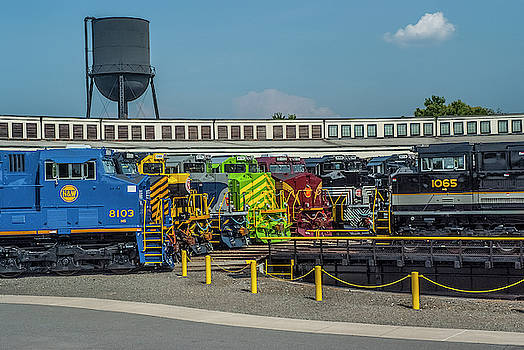 Matthew Irvin - Southern Heritage Unit on the Turntable