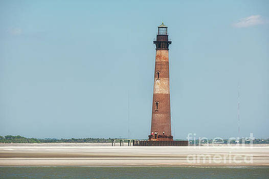 Dale Powell - Southern Sand - Morris Island Lighthouse