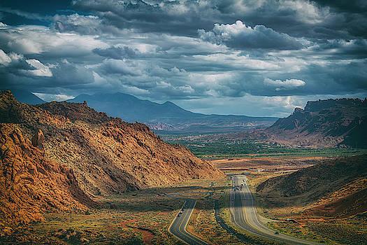 Southern Utah by Marybeth Kiczenski