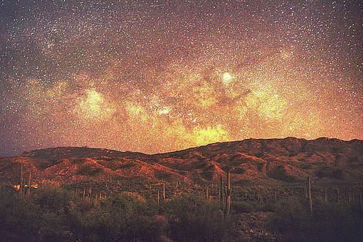 Chance Kafka - Southwest Night Sky