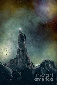 Benjamin Harte - Space Mountain