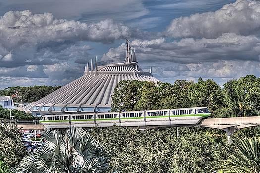 Space Rail by Randy Dyer