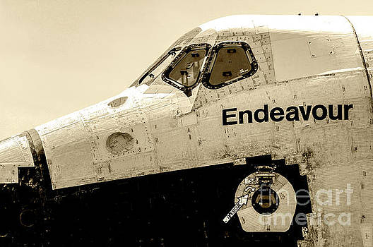 Space Shuttle Endeavour 30 by Micah May