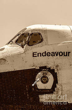 Space Shuttle Endeavour 31 by Micah May