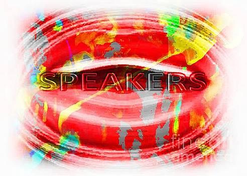 SPEAKERS Memorabilia by Catherine Lott