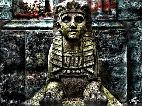 Sphinx by Andreas Theis