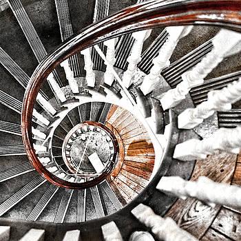 Sharon Popek - Spiral Staircase