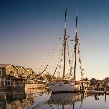 Spirit of Massachusetts by Guy Whiteley