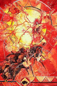 Spiritual Hunt by Connie Williams