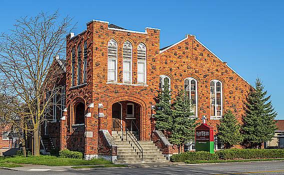 Spokane Korean Church by David Sams