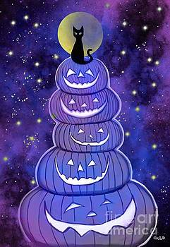 Spooky and the Jack O Lanterns by Nick Gustafson