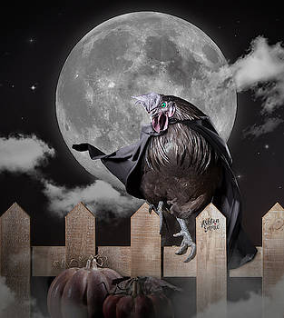 Spooky Chicken by Dorothy Roberts-Johnston