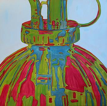 Spray Bottle by Amanda Garrell