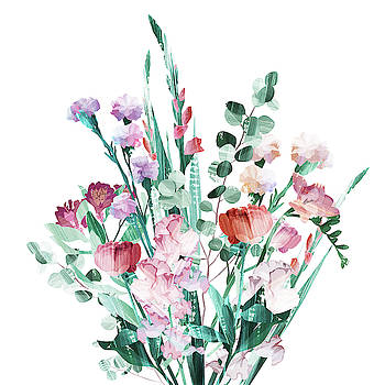 Spring Bouquet by Goed Blauw