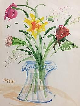 Spring Bouquet by Ricardo Penalver