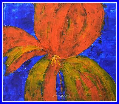 Spring flower by Sonali Gangane