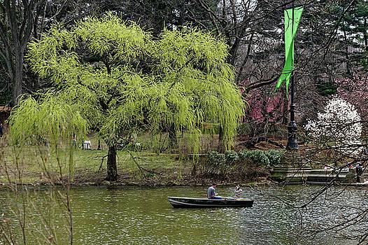Spring Has Arrived by Cornelis Verwaal
