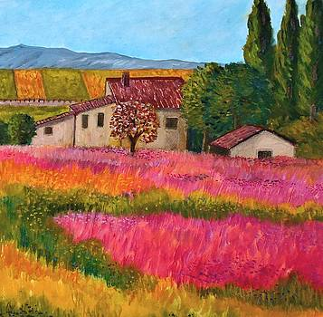 Spring in France 2 by Konstantinos Charalampopoulos