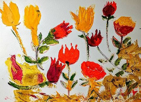 Spring by Joyce Lieberman