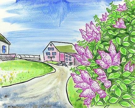 Spring Lilac by Kevin Cameron