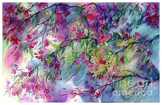 Spring Storm by Suzann Sines