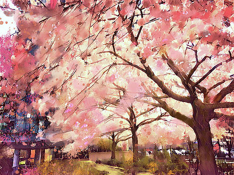 Springtime In The City by Connie Handscomb