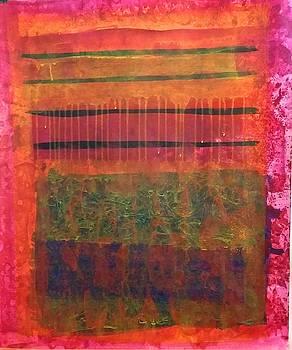 Spuren 5 by Brigitte Willener