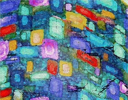 Squares by Mimo Krouzian