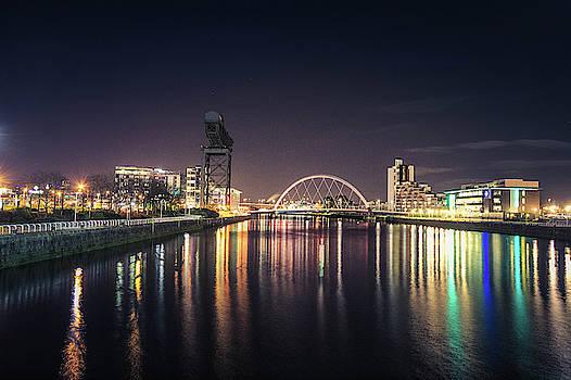 Alister Harper - Glasgow Squinty Bridge